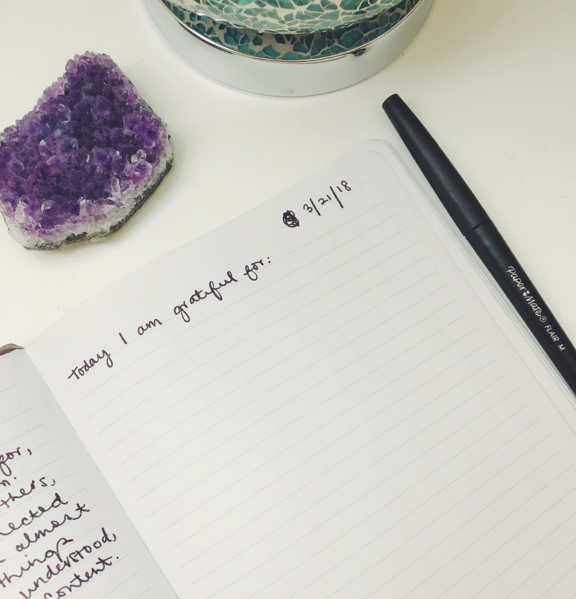 4 Tips for Writing a Good Gratitude Journal